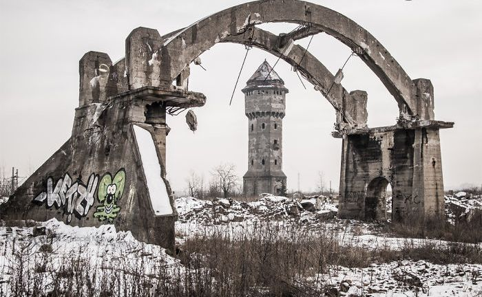 Looking Back At Humanity's Industrial Heritage (20 pics)