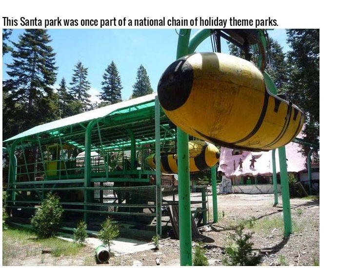 Christmas Theme Parks That Failed So Hard (15 pics)