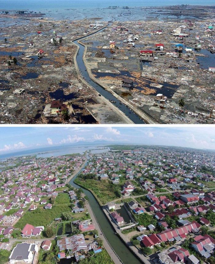 Indonesia Has Been Rebuilt (13 pics)