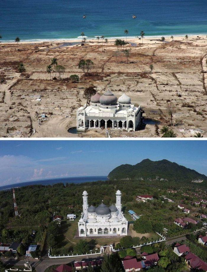 Indonesia Has Been Rebuilt (13 pics)