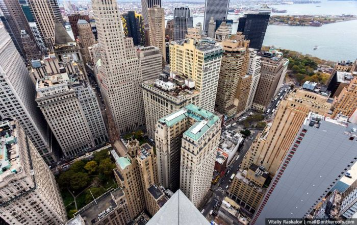 A Bird's Eye View Of New York City (45 pics)