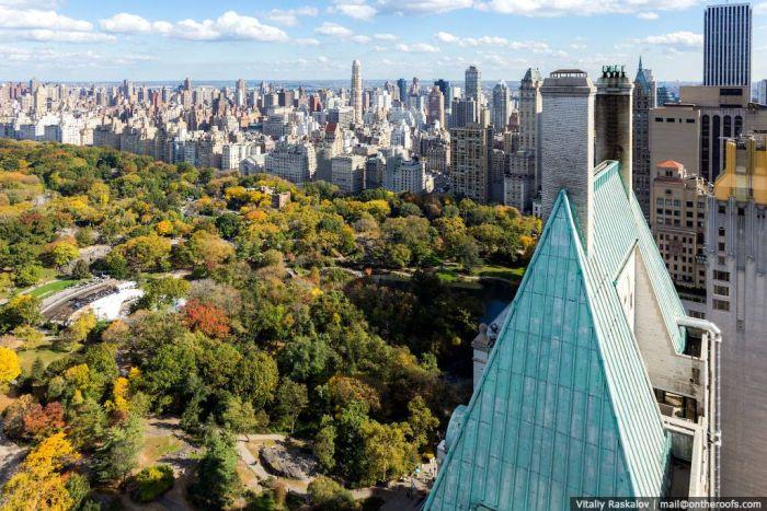 A Bird's Eye View Of New York City (45 pics)