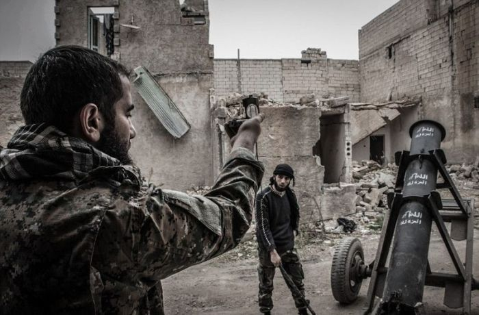 The Most Insane Syrian Weapon (7 pics)