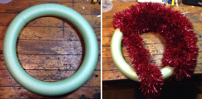 This Cthulhu Themed Christmas Wreath Has So Many Tentacles (9 pics)