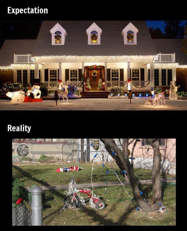 Why Expectations Can Never Match Up To Reality (44 pics)
