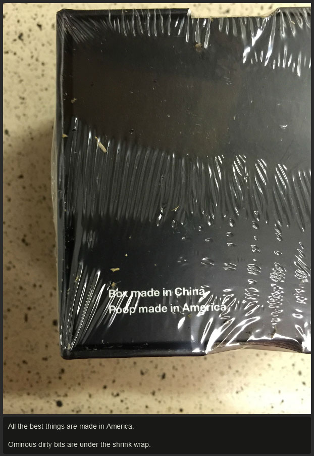 This Is A Pretty Crappy Gift (11 pics)