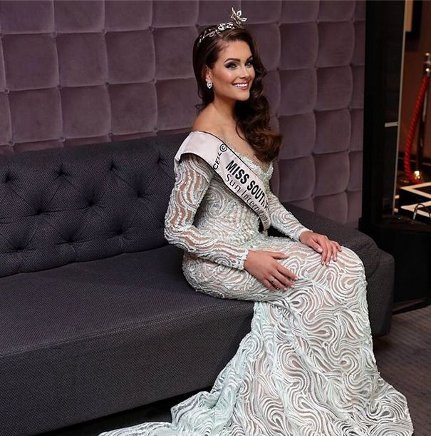 Photos of Rolene Strauss, Miss World 2014 (40 pics)
