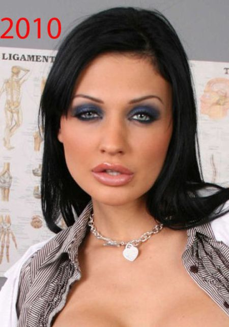 Aletta Ocean Then And Now (6 pics)