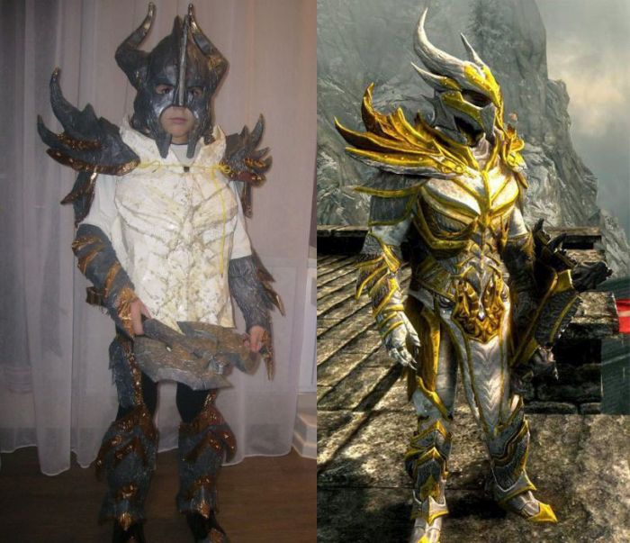 How To Build A Cosplay Costume From The Ground Up (41 pics)
