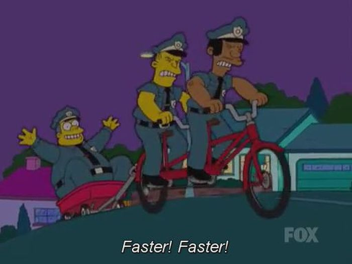 Chief Wiggum Is The Worst Cop Of All Time (18 pics)