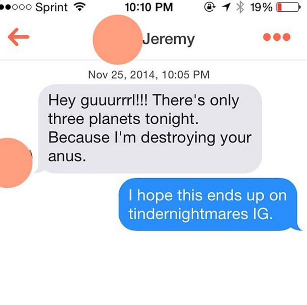 Messages That Show Tinder Can Be A Total Nightmare (25 pics)