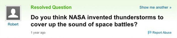 """""""Yahoo Answers"""" Questions Show There's No Hope For Humans (36 pics)"""