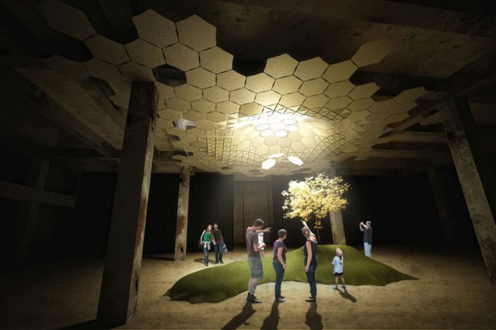 New York City Is Building An Underground Park (13 pics)