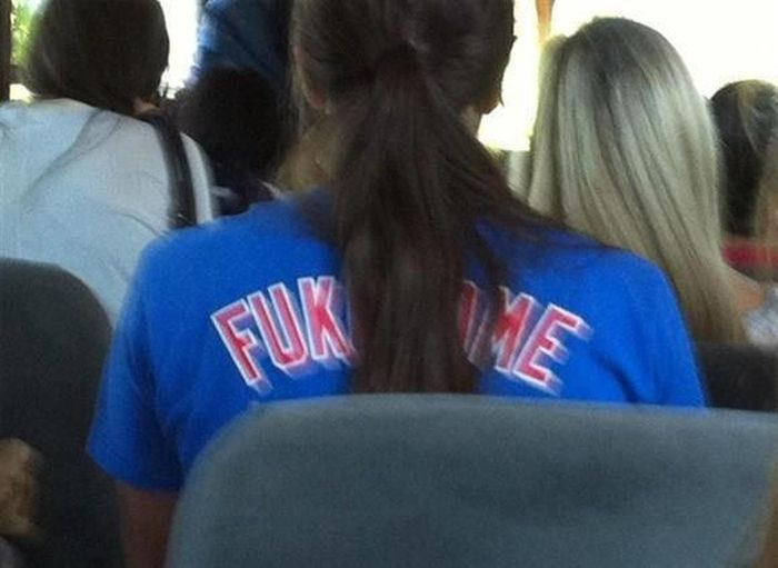 Accidentally Offensive T-Shirts (16 pics)