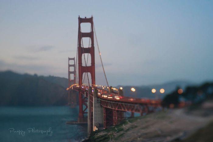 Tilt-Shift Photos Of The Cities (63 pics)