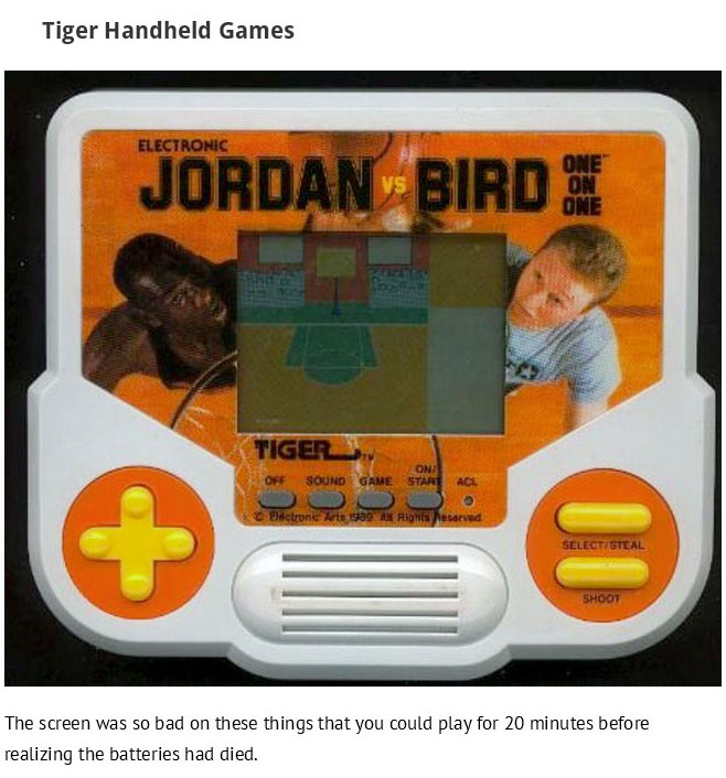 Christmas Gifts From The 90s (30 pics)