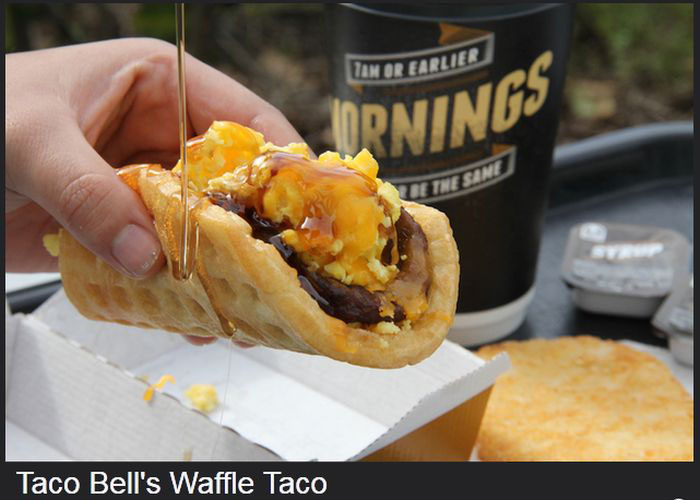 Fast Food Items That Should Have Ended Your Life In 2014 (18 pics)