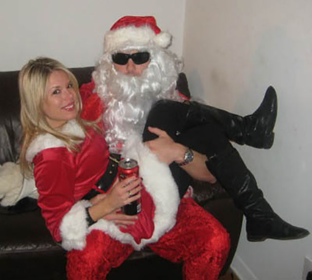 Drunk Girls Get Crazy At Christmas Parties (60 pics)