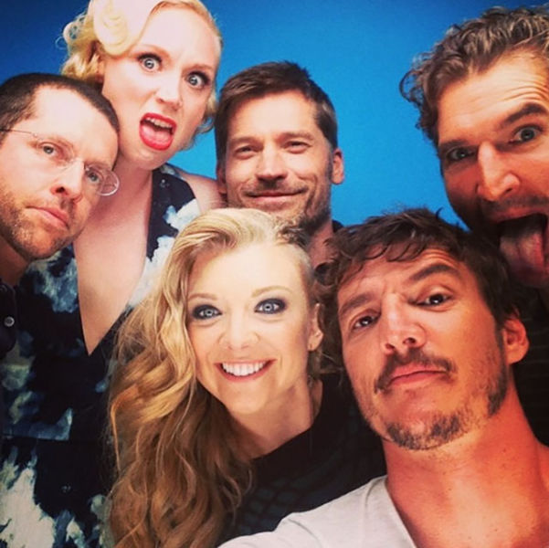 The Cast From Game Of Thrones Doing Normal Everyday Things (49 pics)
