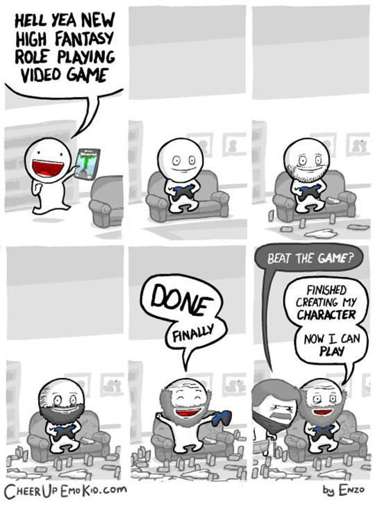 Pictures That Only Gamers Will Appreciate (34 pics)