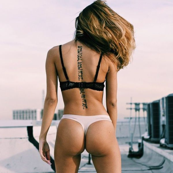 These Girls Have Some Really Great Butts (54 pics)