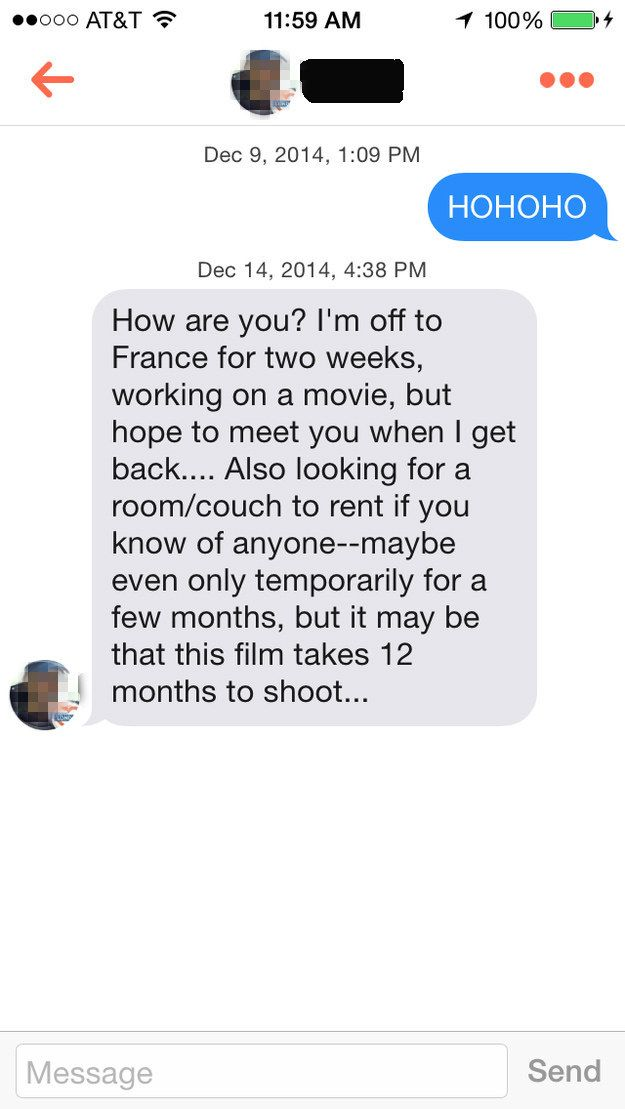 Santa Claus Is Now On Tinder (23 pics)