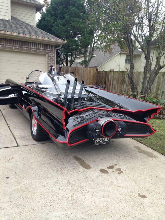 Batmobile, batmobil, mobil yapımı, batman