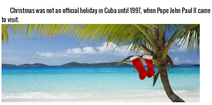 17 Facts You Never Knew About Cuba (17 pics)