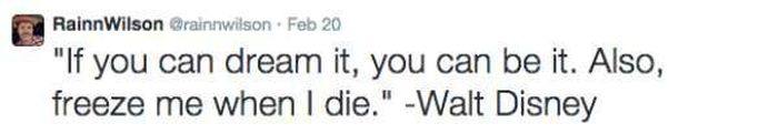 Rainn Wilson's Sense Of Humor Is Definitely Underappreciated (34 pics)