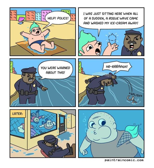 The Funniest Comics on the Internet from This Year (50 pics)