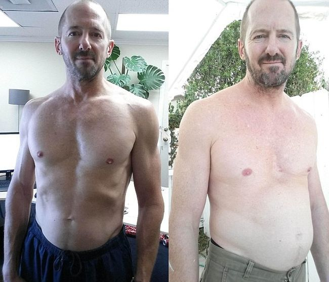 This Man Drank Ten Cans Of Coke Every Day For A Month (4 pics)
