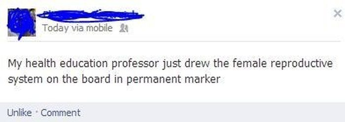 This Is Why Teachers Shouldn't Use Facebook (8 pics)