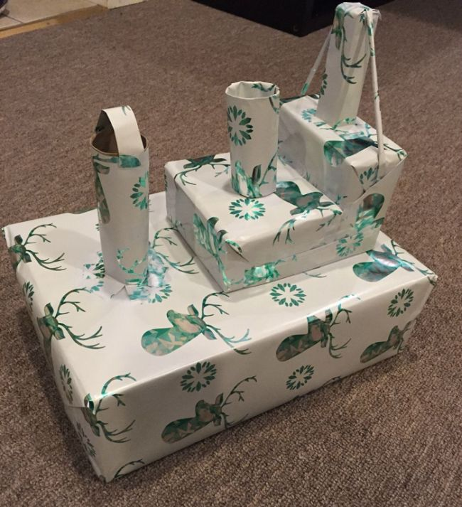 Creative Gift Wrapping Ideas (15 pics)