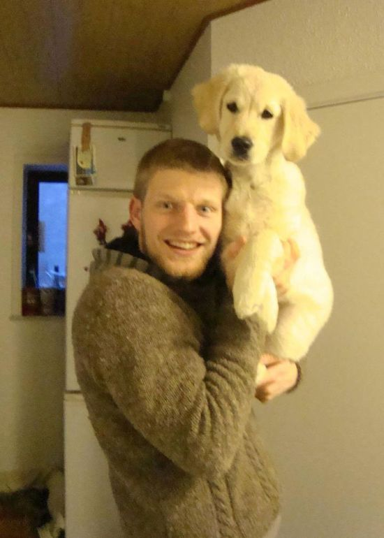 Can You Still Carry This Dog? (6 pics)