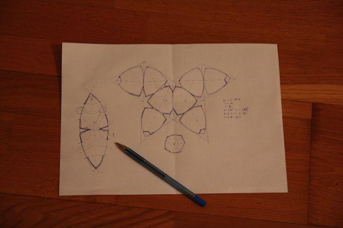 How To Make A Gingerbread Globe (11 pics)