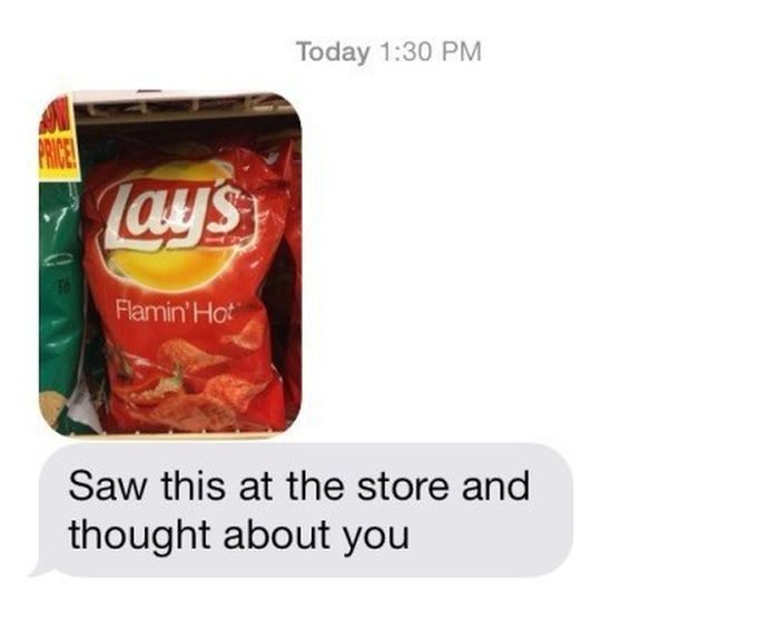 Couples That Totally Nailed It When It Comes To Sexting (18 pics)