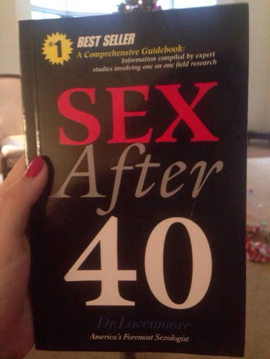 The Complete Guide To Sex After 40 (4 pics)
