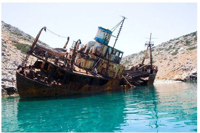 Historical Shipwrecks You Can Visit When You Travel (31 pics)