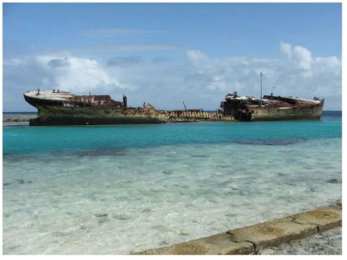 Historical Shipwrecks You Can Visit When You Travel (31 pics)