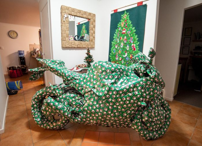 You'll Never Guess What This Christmas Present Is (2 pics)