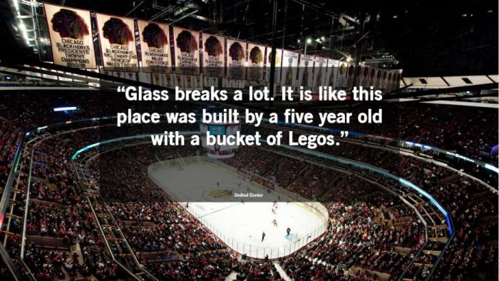 Hilarious One Star Yelp Reviews Of Famous NHL Arenas (25 pics)