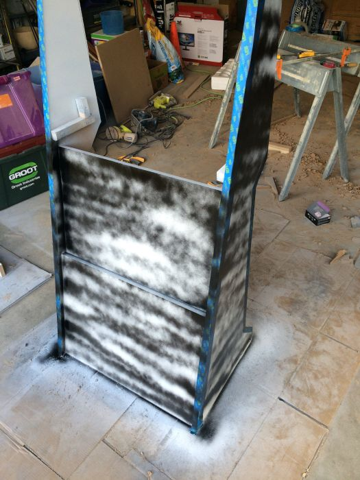 This Guy Built An Old School Arcade Machine From Scratch (32 pics)