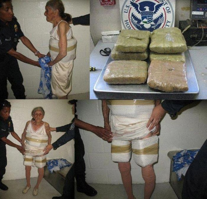 What It Looks Like When Drug Smugglers Get Creative (38 pics)