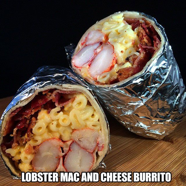 Epic Food Concoctions You Need To Try ASAP (25 pics)