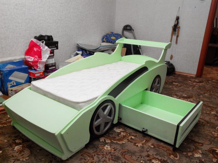 This Kid Now Has The Coolest Bed Ever (38 pics)