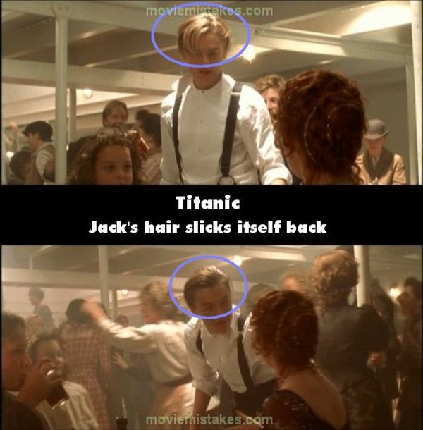 19 Huge Mistakes You Never Noticed In The Movie Titanic (19 pics)