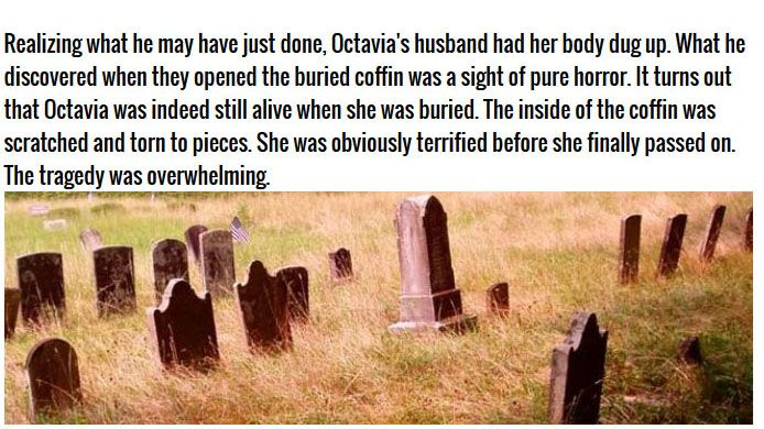 Thinking His Wife Was Dead, This Man Buried Her Alive (6 pics)