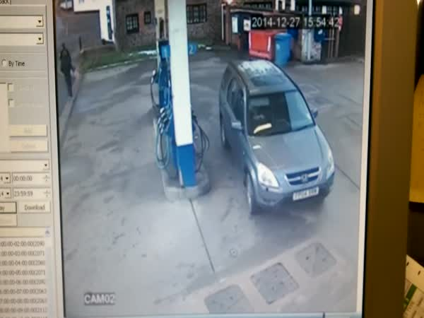 Where The Hell Is The Petrol Cap