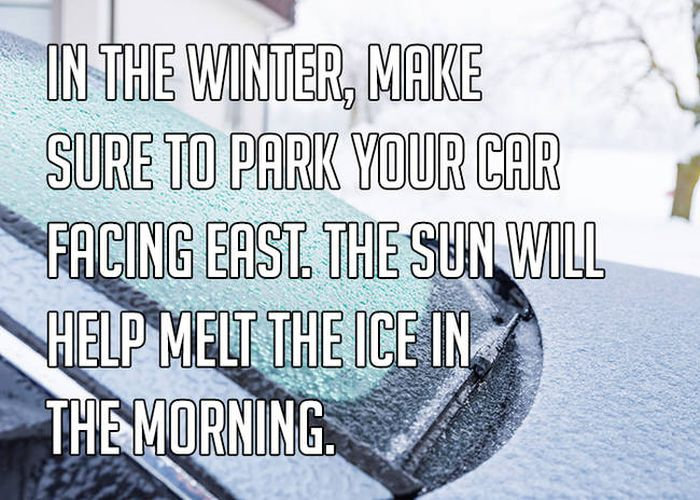 15 Cold Weather Hacks To Help You Get Through Winter (15 pics)
