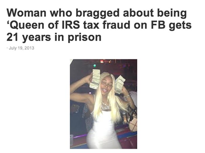 Stupid People Getting Caught For Crimes They Posted On Social Media (16 pics)
